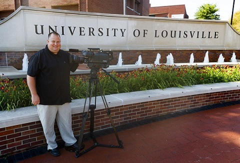 2018/7/12 <br>UNIVERSITY OF LOUISVILLE BUILDS 'DREAM PACKAGE' WITH IKEGAMI 3G 3-CMOS HDK-99 CAMERAS