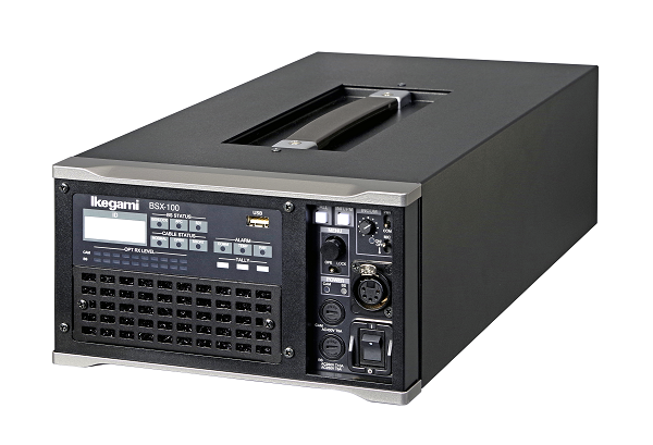New Product<br>BSX-100: 3G Fiber Base Station