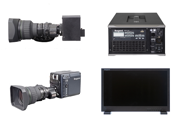 5/15/2020<br>IKEGAMI LAUNCHES UHL-F4000, BSX-100,  JOINING AN ADVANCED LINE OF 4K, HDR & IP TECHNOLOGY