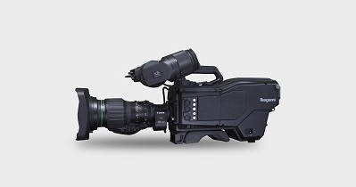 1/11/2021<br>Ikegami announces UHK-X700 2/3-inch 4K/HD System Camera