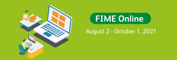 8/2/2021<br>FIME2021 Medical Expo, <br>Aug. 2- Oct.1, Online <br>Sep. 1-3, Miami Beach Convention Center